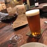 パーラーつばめ - オーガニックワインとクラフトビール