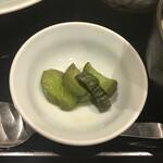 おいしい寿司と活魚料理 魚の飯 - おしんこ