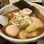 江戸前煮干中華そば きみはん - 特製醤油(1,100円)