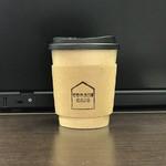 コパン - ドリンク写真:HOTCOFFEE。当日に挽きたてのドリップコーヒーです。香りが強く、酸味があり、あまり苦味の無いのが特徴です。