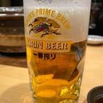 まるえん 名古屋店 ~羅生門~ - ビール