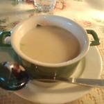 ココット - 料理写真:大根のスープ