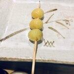 白金 酉玉 - ●銀杏               350円 撮影前に食べちゃいました(笑)
