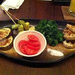 壱屋 - 焼き野菜盛り合わせ