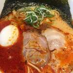 博多 一風堂 - 特製からか麺 (*´ω`*) 8辛
