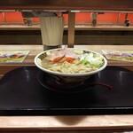 ラーメン凪 - すごい煮干ラーメン(790円)