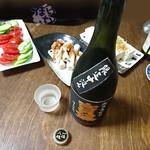 宝剣酒造 - 料理写真:広島県呉市『宝剣(ほうけん) 純米大吟醸 中汲み 720ml 』 ¥2,750(税込)