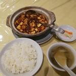 Ichiraku - 麻婆豆腐ランチ