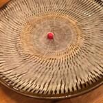 能古 - 料理写真:透き通ったカワハギ