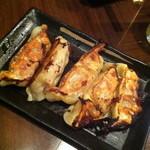 あゆ - 料理写真:アグー餃子 450円