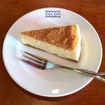 パパジョンズ - ニューヨークチーズケーキ