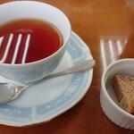 紅茶専門店ハーヴェスト -