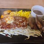レストラン せんごく - ステバコンビ1680円