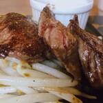 レストラン せんごく - いい感じのハラミステーキ