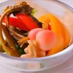 アル マンドリーノ - 野菜マリネ