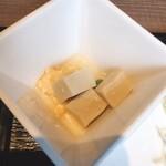 122397469 - 小鉢の高野豆腐♪