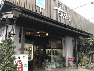 ちから - 加古川市役所北、住宅街にある老舗です(2019.12.26)