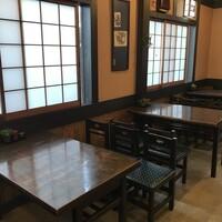 ちから-テーブル席(2019.12.26)