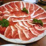 料理・仕出し 前川 - ぼたん鍋