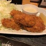 四ツ谷 魚一商店 - カキフライ