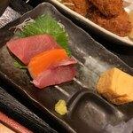 四ツ谷 魚一商店 - お刺身