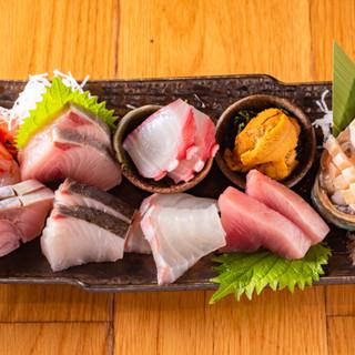 新鮮な魚を早い時間入店限定◎リーズナブルにお楽しみください♪