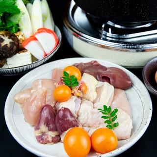こだわりの南部鉄でお召し上がり頂く鍋料理