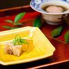 Miyoshi - 料理写真:先付 煮こごりと昆布巻き