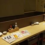 格安ビールと鉄鍋餃子 3・6・5酒場 - 内観