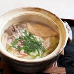 松本 - もちッとした美味しいうどんでした。