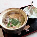 松本 - 鍋焼うどん