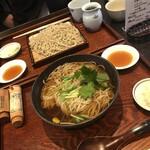 蕎麦きり吟 - 料理写真: