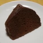 ミュルミュール - 料理写真:トゥルトゥピレネーショコラ