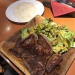 肉BISTRO TONO - ステーキランチ 1,000円