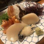 末廣鮨 - 貝盛りです