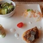 La Pomme - 料理写真: