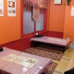 ビハニ - 座敷席