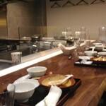 Mashinoken - オープンキッチン
