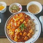 成龍飯店 - 「麻婆炒飯」④