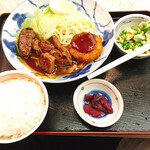 122433876 - スタンド定食①
