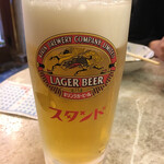 122433880 - 生ビール