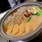 婆娑羅 - ちゃんこ鍋