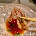 婆娑羅 - 地鶏鉄板焼き