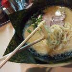 にんにくや - 海苔味噌ラーメン