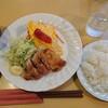 タンゴ - 料理写真:豚ロースみそソテー オムレツ付き ¥1000-