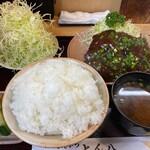 122443916 - 大味噌ヒレカツ定食
