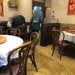 中華菜館 同發 - 店内