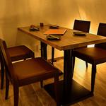 縁楽 - 2Fテーブル席