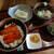 しんばし初藤 - 料理写真:「鰻丼&蕎麦定食」890円