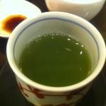 日本酒バー オール・ザット・ジャズ - 知覧茶